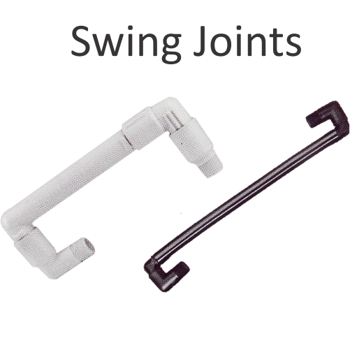 Swing Joints Sprinkler Heads